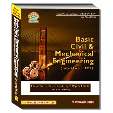 Basic civil & mechanical engineering