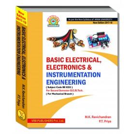 Basic Electrical, Electronics & Instrumentation Engineering