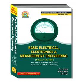 Basic Electrical, Electronics & Measurement Engineering