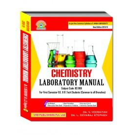 Chemistry Laboratory Manual